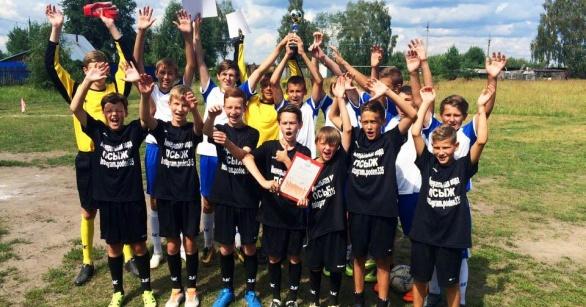 Турнир по мини – футболу в рамках губернаторской инициативы, областного проекта