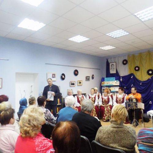 Вечер, посвященный памяти композитора Бориса Мокроусова