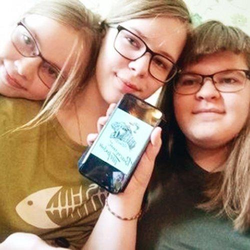 Районная семейная онлайн-игра «Тёркин квест»