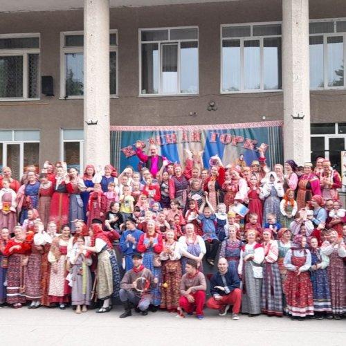 Пасхальный фольклорно-этнографический праздник-фестиваль  «Красная горка»