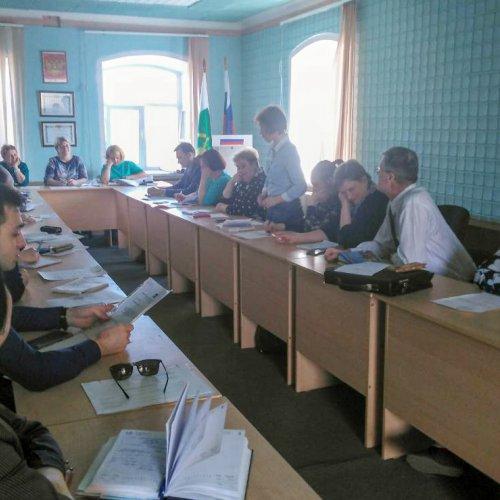 Заседание координационного совета по лету, оздоровлению и занятости детей и молодежи