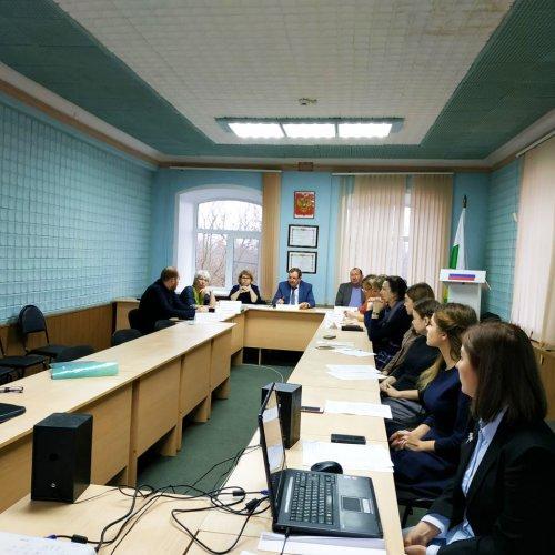 Защита социальных проектов в рамках районного конкурса «Инициатива»