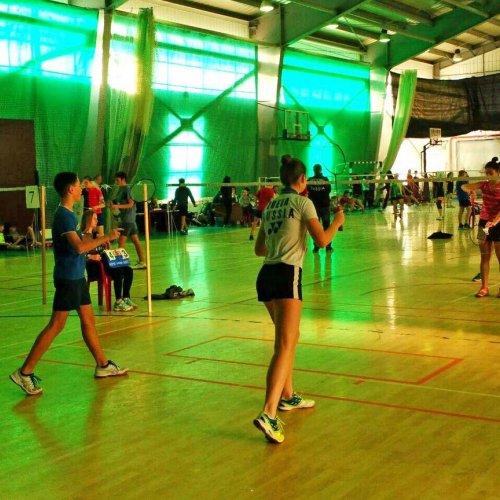 Всероссийский юношеский турнир по бадминтону
