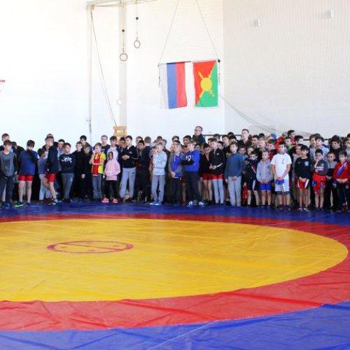 31-й Российский турнир по греко-римской борьбе в Мулино