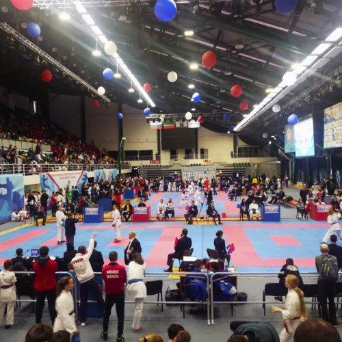 Всероссийские соревнования по каратэ «кубок Ак-барса»