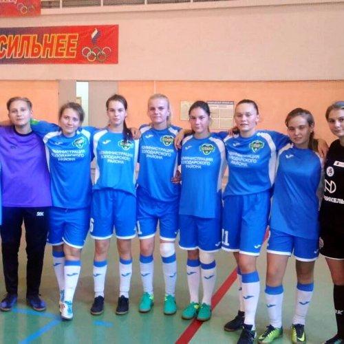 Итоги вторых туров Нижегородской области по мини-футболу